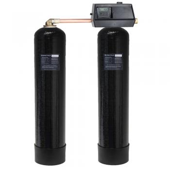 Spectrum PWS Duplex Water Softening System 10x54'' (50L Resin)