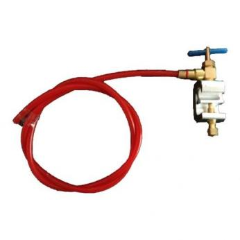 Mains Water Self-Piercing Saddle Valve with 1/4