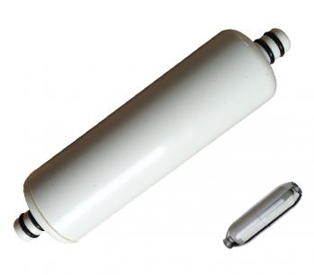 Replacement Inline Filter Cartridge for Handheld Shower