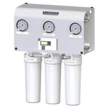 FLEXEON ® LP-Series 500 RO system with boost pump
